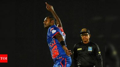 LPL: Angelo Mathews bats for IPL-style playoff structure   Cricket News - Times of India
