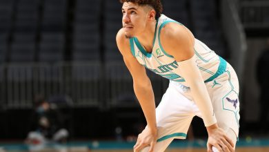 LaMelo Ball's NBA preseason debut was all over the place
