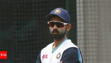 Let Aussies play mind games, we will focus on our team: Ajinkya Rahane | Cricket News - Times of India