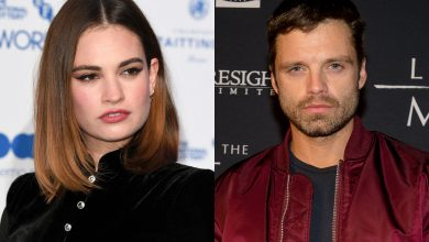 Lily James and Sebastian Stan to play Pamela Anderson and Tommy Lee