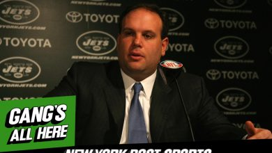 Listen to Episode 59 of 'Gang's All Here': Jets QB Options for 2021 feat. Mike Tannenbaum