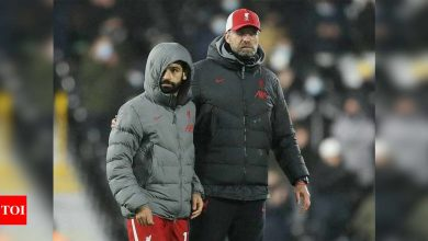 Liverpool won't force Salah to stay, says Klopp   Football News - Times of India