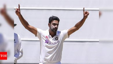 Losing Virat was not easy, but Jinks was very calm and balanced: Ashwin | Cricket News - Times of India