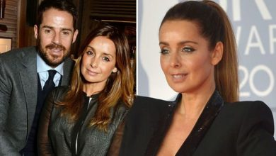 Louise Redknapp speaks out on