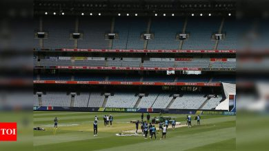 MCG to witness India's 100th Test against Australia | Cricket News - Times of India