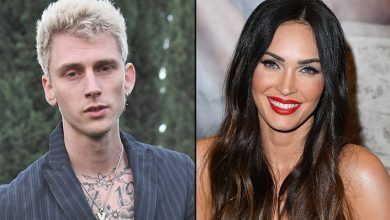 Machine Gun Kelly & Megan Fox