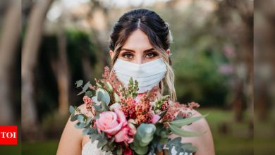Make-up tips for pandemic weddings - Times of India