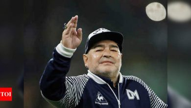 Maradona suffered from liver, kidney, heart disorders: Report | Football News - Times of India