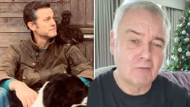 Matt Baker reaches out to 'brilliant' Eamonn Holmes after This Morning replacement news