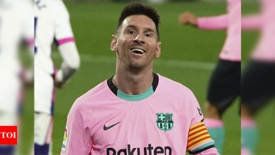 Messi not interested in coaching, prefers sporting director role | Football News - Times of India