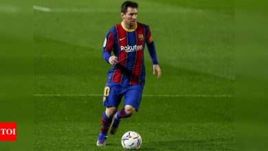 Messi salary at Barca 'unsustainable', says presidential candidate | Football News - Times of India