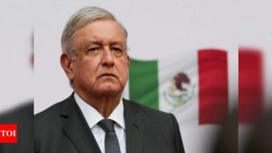 Mexico's leader speaks with US president-elect by phone - Times of India