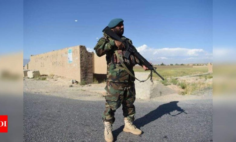 Militants attack Pakistan checkpoint in Balochistan, killing 7 soldiers - Times of India