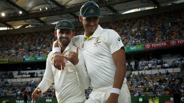 Mitchell Starc's boots made to have Nathan Lyon's victims walking
