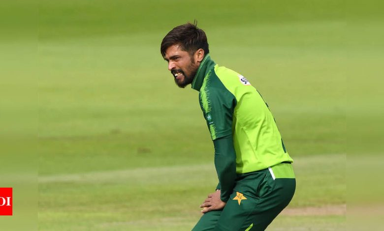 Mohammad Amir incident will have negative impact on team: Inzamam-ul-Haq | Cricket News - Times of India