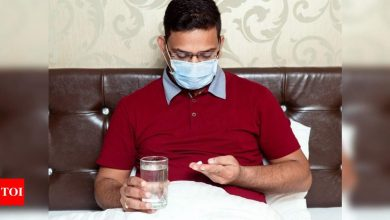 My COVID Story: I shared a room with a patient who tested positive after two days - Times of India