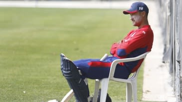 Nepal's Paras Khadka tests positive for Covid-19