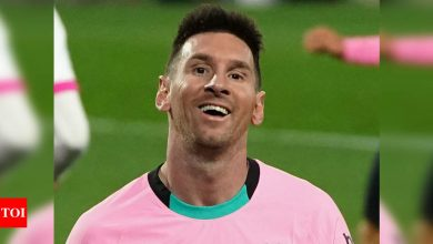 Never thought I'd break any records, especially Pele's: Lionel Messi | Football News - Times of India