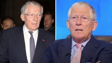 Nick Hewer left 'unsettled' as Countdown fans sends crotchless pants and marriage proposal