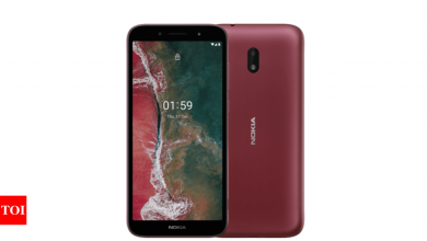 Nokia C1 Plus with Android 10 (Go edition) launched in Europe: Price, specs and more - Times of India