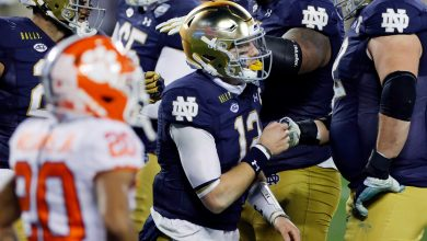 Notre Dame adds rare drama to College Football Playoff selection