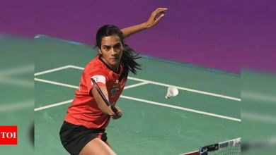 PV Sindhu hopeful of travelling to Thailand from UK despite increasing travel bans | Badminton News - Times of India