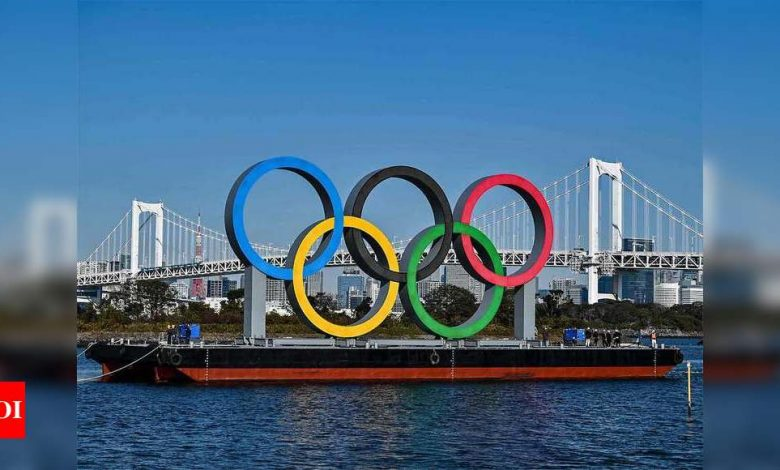 Parliament panel seeks priority vaccination for Olympic contingent | Tokyo Olympics News - Times of India