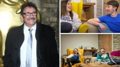 Paul Chuckle family: How is he related to Gogglebox stars Sophie and Pete?