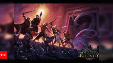 Pillars of Eternity: Definitive Edition is free on Epic Games Store - Times of India