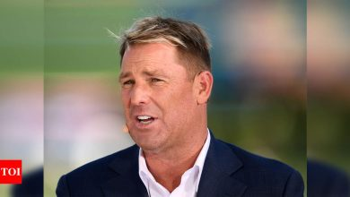 Pink ball should replace 'pathetic' red-ball in Tests, says Shane Warne | Cricket News - Times of India