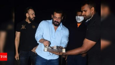 Planning to release 'Radhe: Your Most Wanted Bhai' on Eid 2021 if situation is safe: Salman Khan on his 55th birthday - Times of India