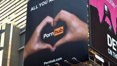 Pornhub just removed most of its videos