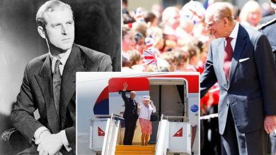 Prince Philip: 'Flustered' Duke called 'beautiful' by 'wolf-whistling' teens on royal tour