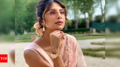Priyanka Chopra Jonas opens up about becoming a producer, calls it a quest to 'influx Hollywood with Indian talent' - Times of India
