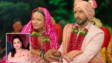 Punit Pathak & Nidhi Moony Singh Are Married Now(Pic credit: Instagram/punitjpathak_fanclub)