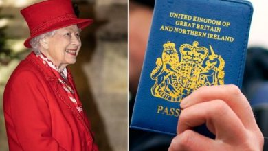 Queen Elizabeth II may be the only person to whom new Brexit passport rules don