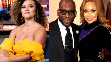 """'RHOP' Ashley Darby Claims There's """"Truth"""" to Jamal Cheating Rumors, Slams Candiace and Defends Michael"""