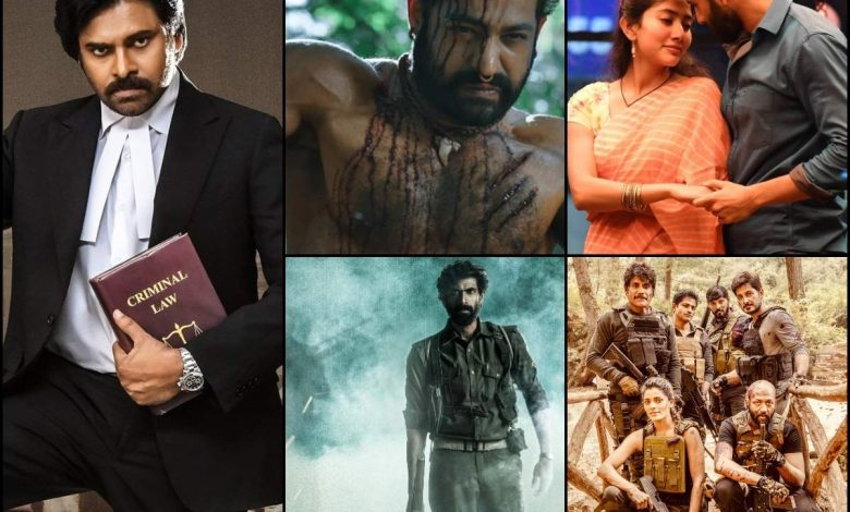 RRR and Vakeel Saab to Love Story, these 7 most-awaited Telugu films moved from 2020 to 2021  | The Times of India