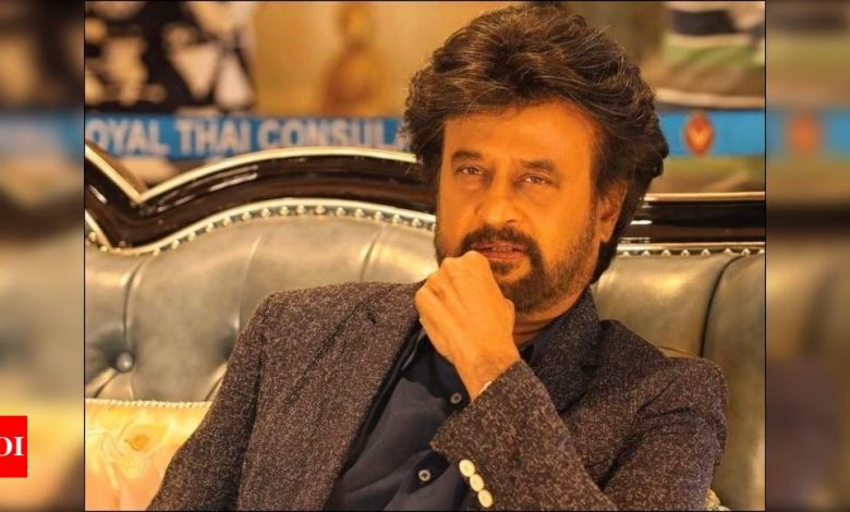 Rajinikanth turns 70: PM Modi wishes a long and healthy life to the Thalaivar - Times of India