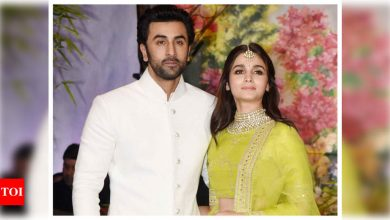 Ranbir Kapoor reveals Alia Bhatt and he would have been married if the pandemic had not hit their lives - Times of India