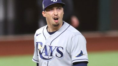 Rays trading Blake Snell to Padres in cost-cutting move