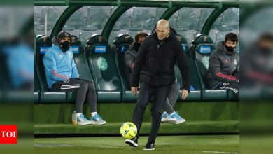 Real Madrid should have killed off Elche, says frustrated Zinedine Zidane | Football News - Times of India