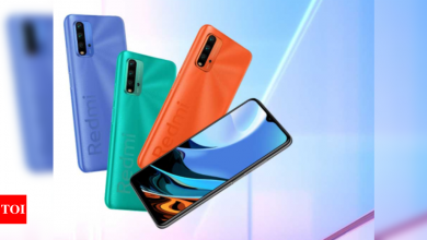 Redmi 9 Power:  Xiaomi launches Redmi 9 Power with 4GB RAM and up to 128GB storage, price starts at Rs 10,999 - Times of India