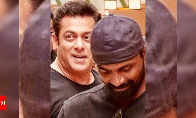 Remo D'souza wishes Salman Khan on his birthday, also expresses gratitude towards the actor - Times of India