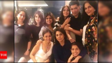Riddhima Kapoor Sahni shares a happy picture with mother Neetu Kapoor after she tests negative for COVID-19 - Times of India