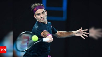 Roger Federer training, committed to playing Australian Open: Craig Tiley   Tennis News - Times of India