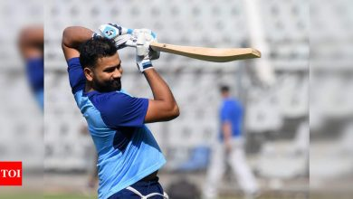 Rohit Sharma leaves for Australia to join Team India | Cricket News - Times of India