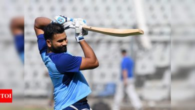 Rohit Sharma to join team in Melbourne on Wednesday; MCG all but set to host 3rd Test   Cricket News - Times of India