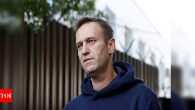 Russia opens criminal probe into Navalny ally over 'threat' - Times of India