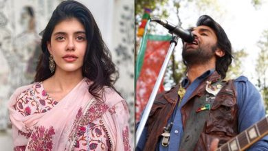 Sanjana Sanghi Opens Up About How She Created Balance Between School & Acting While Shooting For Rockstar